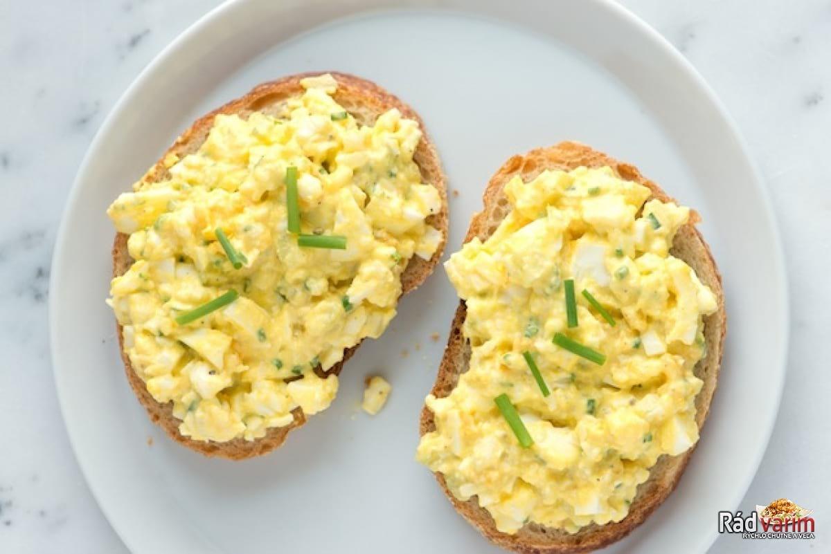 Vajíčková nátierka so zelerom