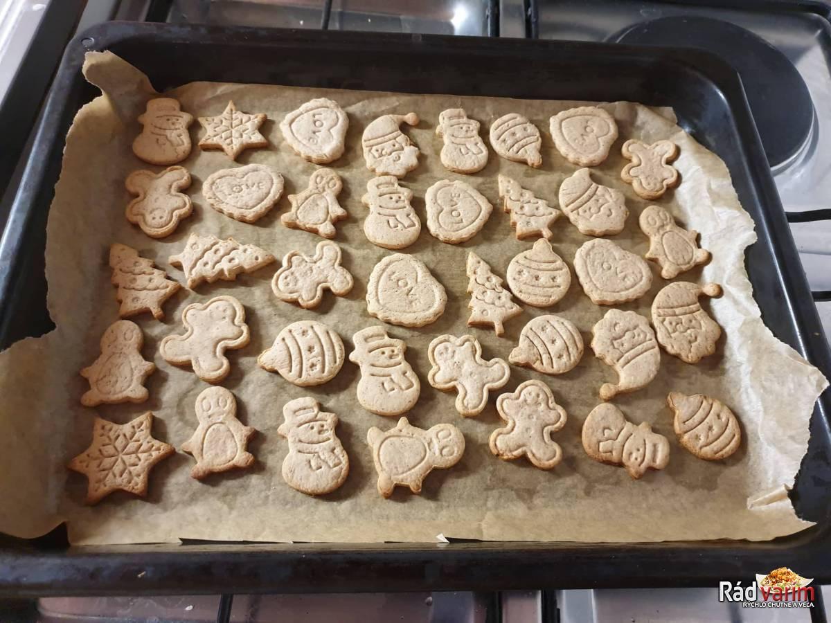 Zdravé sušienky, nielen na Vianoce