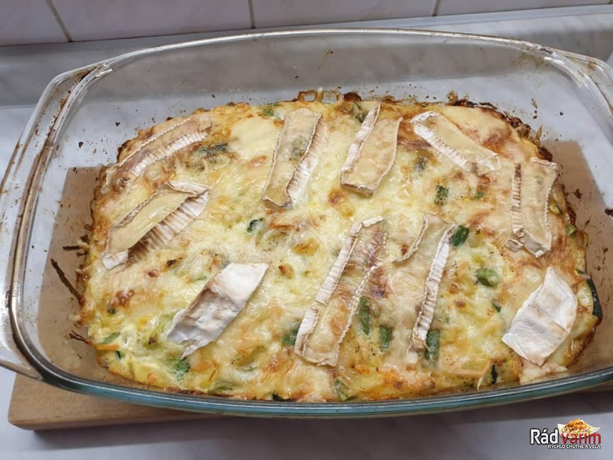 Zeleninové francúzske zemiaky