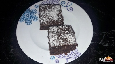 Perníkový koláč ala MIMI