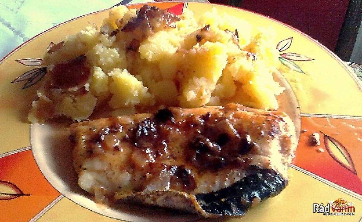 Ryba na masle