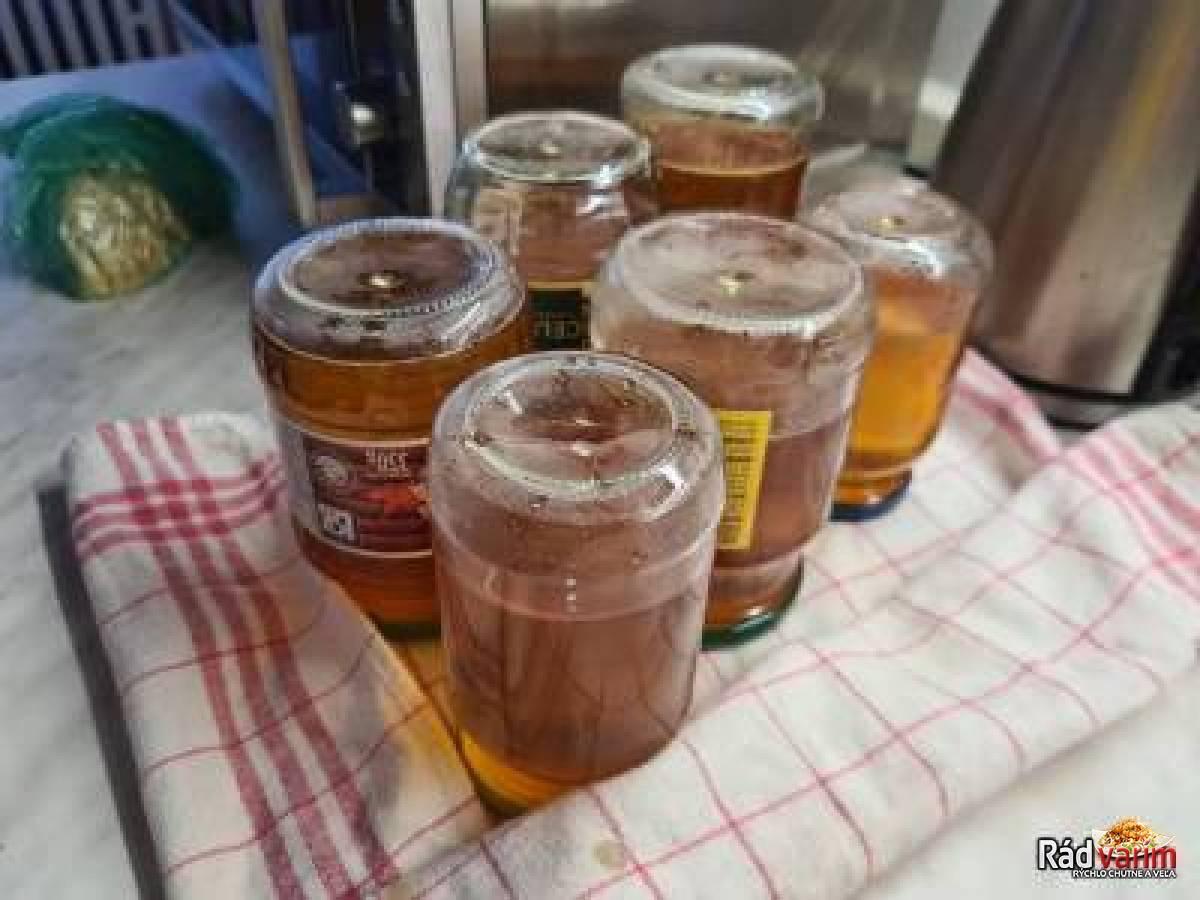 Domáci púpavový med